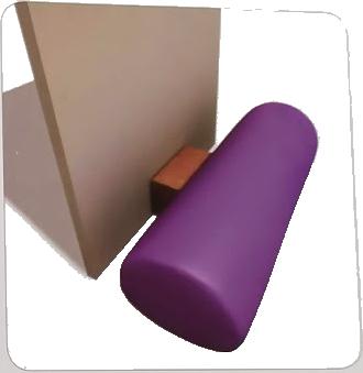 restorative yoga viparita karani vippareetah carahn